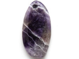 Amethyst Oval Pendant 68mm (GSP2066)