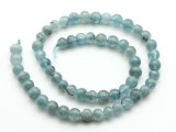 Kyanite Round Gemstone Beads 7-9mm (GS4589)