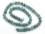 Kyanite Round Gemstone Beads 7-8mm (GS4591)