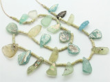 Afghan Ancient Roman Glass Beads (AF1750)