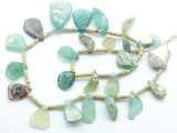 Afghan Ancient Roman Glass Beads (AF1755)
