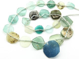 Afghan Ancient Roman Glass Beads (AF1773)