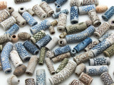 Assorted Ceramic Beads - Peru (CER155)