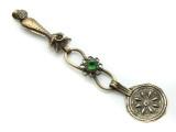 Afghan Tribal Pendant - Amulet 130mm (AF725)
