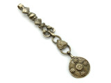 Afghan Tribal Pendant - Amulet 106mm (AF727)