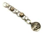 Afghan Tribal Silver Pendant - Amulet 131mm (AF748)
