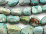 Turquoise Large Nugget Beads 11-23mm (TUR1322)