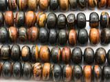 Koroit Rondelle Gemstone Beads 8mm (GS4680)