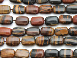 Koroit Rectangle Gemstone Beads 14mm (GS4681)