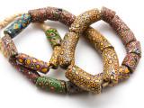 Old Millefiori Trade Beads (MF244)