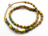 Old Millefiori Trade Beads (MF246)