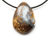 Boulder Opal Pendant 45mm (BOP290)