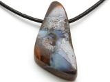 Boulder Opal Pendant 37mm (BOP299)