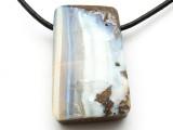 Boulder Opal Pendant 40mm (BOP307)