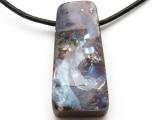 Boulder Opal Pendant 42mm (BOP310)