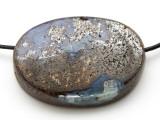 Boulder Opal Pendant 30mm (BOP321)