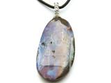 Boulder Opal Pendant 31mm (BOP336)