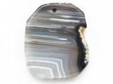 Montana Agate Gemstone Slab Pendant 49mm (GSP2238)