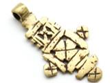 Coptic Cross Pendant - 52mm (CCP637)