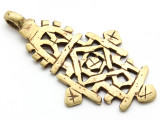 Coptic Cross Pendant - 69mm (CCP640)