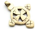 Coptic Cross Pendant - 45mm (CCP641)