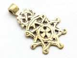 Coptic Cross Pendant - 64mm (CCP644)