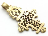 Coptic Cross Pendant - 64mm (CCP645)
