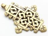 Coptic Cross Pendant - 78mm (CCP653)