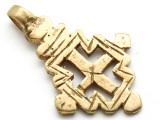 Coptic Cross Pendant - 44mm (CCP655)
