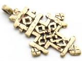 Coptic Cross Pendant - 76mm (CCP656)
