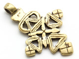 Coptic Cross Pendant - 54mm (CCP659)