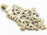 Coptic Cross Pendant - 76mm (CCP663)