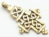 Coptic Cross Pendant - 62mm (CCP670)