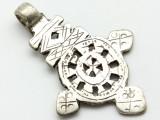 Coptic Cross Pendant - 65mm (CCP679)