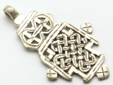 Coptic Cross Pendant - 69mm (CCP680)