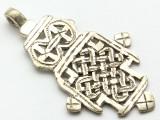 Coptic Cross Pendant - 69mm (CCP680)