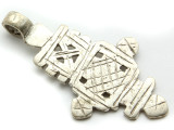Coptic Cross Pendant - 60mm (CCP687)