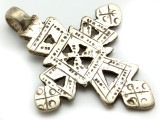 Coptic Cross Pendant - 62mm (CCP688)