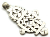 Coptic Cross Pendant - 57mm (CCP700)