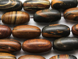 Koroit Barrel Gemstone Beads 30mm (GS4701)