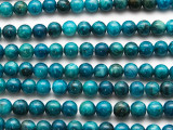Apatite Round Gemstone Beads 6mm (GS4703)