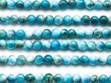 Apatite Round Gemstone Beads 4-5mm (GS4750)