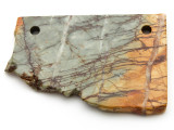 Red Creek Jasper Gemstone Slab Pendant (GSP2306)