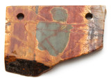 Red Creek Jasper Gemstone Slab Pendant (GSP2310)