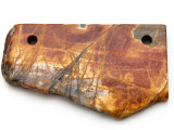 Red Creek Jasper Gemstone Slab Pendant (GSP2311)