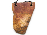 Red Creek Jasper Gemstone Slab Pendant (GSP2327)