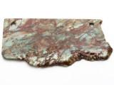 Australian Green Opal Gemstone Slab Pendant (GSP2368)