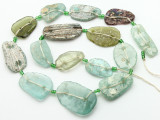 Afghan Ancient Roman Glass Beads (AF1849)
