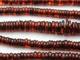 Genuine Amber Graduated Rondelle Beads 6-16mm (AB90)