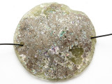Afghan Ancient Roman Glass Pendant 61mm (AF717)